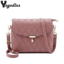 Load image into Gallery viewer, New arrive Fashion luxury women handbags designer messenger bag pink quilted bag dream bags women cross shoulder bags