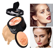 Load image into Gallery viewer, make up foundation cream moisturizing base make up cream base facial Face Whitening Dark Skin Makeup Liquid Foundation