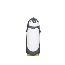 Load image into Gallery viewer, Penguin Thermos Cup Stainless Steel innner Food grade Plastic Cover Cartoon Insulated Water Bottle