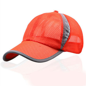 Sports Cap Women  Summer Spring Polyester Caps Women Letter Solid Adult Cap