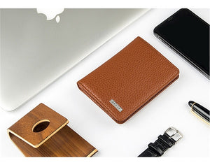 Men Women Smart Wallet With USB F Charging Wallet Adapt For Ipone And Android Capacity 4000 mAh Creative Wallet