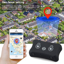 Load image into Gallery viewer, Mini Pet GPS Tracker TK200 Waterproof IP66 Dogs/Cats GPS Tracker TK200 Realtime Tracking Low Battery Alarm Car-styling Locators