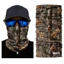 Load image into Gallery viewer, 3D Jungle Tree Neck Gaiter Face Shield Tube Military Cycling Hunting Airsoft Fishing Tactical Bandana Scarf Men Women Mask - moonaro