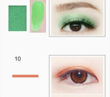 Load image into Gallery viewer, 3 Styles 12 Colors Matte Pigment Glitter Eyeshadow Palette Nudes Neutral Eye Shadow Palettes Makeup Set - moonaro