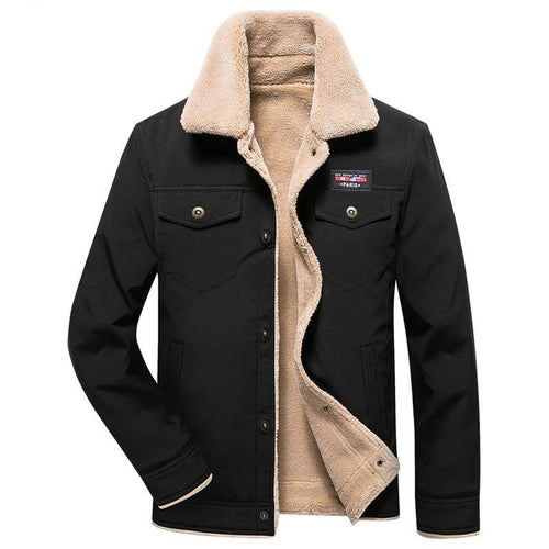 Parka Men Jackets And Coats New Brand Parkas Male Winter Fashion High Quality Long Sleeve Slim Outwear