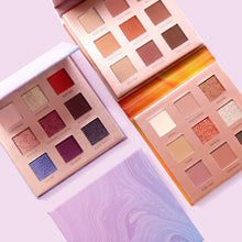 Load image into Gallery viewer, New Arrival Charming Eyeshadow 9 Color Palette Make up Palette Matte Shimmer Pigmented Eye Shadow Powder