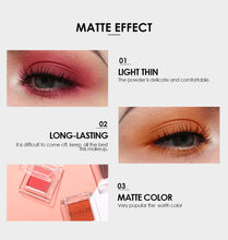 Load image into Gallery viewer, Single Eyeshadow Eyeshadow Matte Powder Pigment Metallic Shiny Holographic Eye Toppers Single Eye Shadow Makeup
