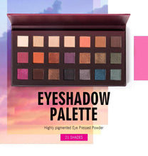 Load image into Gallery viewer, Matte Eyeshadow Palette 21 Colors Glitter Shadow Makeup Professional Eye Pallete Shimmer Make Up Waterproof Cosmetic
