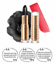 Load image into Gallery viewer, extract black lipstick Sexy Red Lip Waterproof Long Lasting Matte Lipstick Moisturizer Color changing lipstick