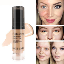 Load image into Gallery viewer, 8 Colors Liquid Concealer Makeup 6ml Eye Dark Circles Cream Face Corrector Waterproof Make Up Base Cosmetic - moonaro