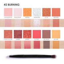 Load image into Gallery viewer, only 90 piece available SO HOT Definitely Recommend Rich Beautiful Color Pigment Smooth Soft Shimmer Glitter Eyeshadow Palette Match Your Eyes