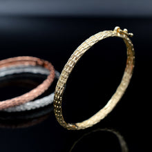 Load image into Gallery viewer, Classic Jewelry Copper Open Cuff Big Small Bangles Bracelets For Women Girls Daily Gifts Jewelry Findings - moonaro