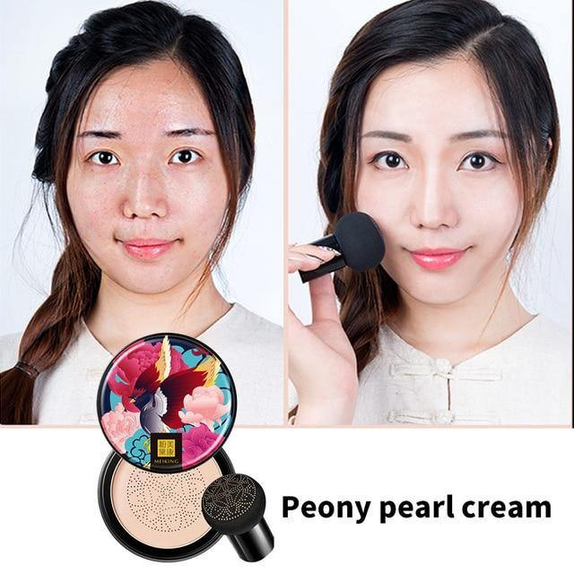 Face Concealer Cream Makeup Primer Moisturizing Foundation Bare Whitening Long Lasting Face Beauty Make Up Base Cosmetic