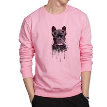 Load image into Gallery viewer, dog cool hoodies men breathable cotton sweatshirt casual tops cool outwear dog hoodie men
