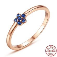 Load image into Gallery viewer, 2019 New Cubic Zirconia Ring Fashion Wedding Jewelry Engagement Ring Female Crystal 925 Sterling Silver Rings for women - moonaro