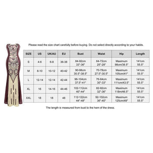 Women's New Strapless Splicing Evening Dresses Contrast Color Gatsby Dresses Wine Red