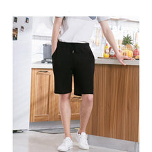 Load image into Gallery viewer, Loose Men's Pajama Shorts Soft Boxer Underwear Sleepwear Nightwear Underpants