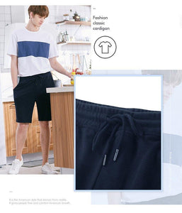 Loose Men's Pajama Shorts Soft Boxer Underwear Sleepwear Nightwear Underpants