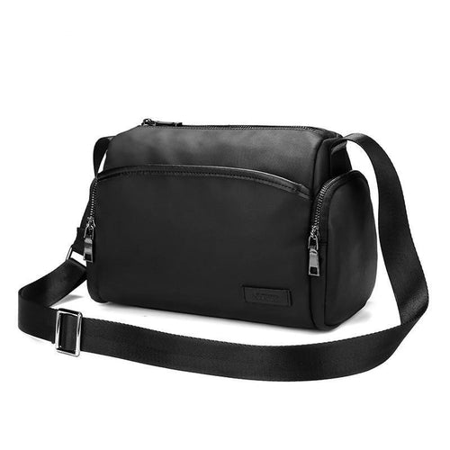 Men & Women Shoulder Bag for Teenage Short Trips Casual Messenger Bags PVC Finish Business Crossbody Bag Male