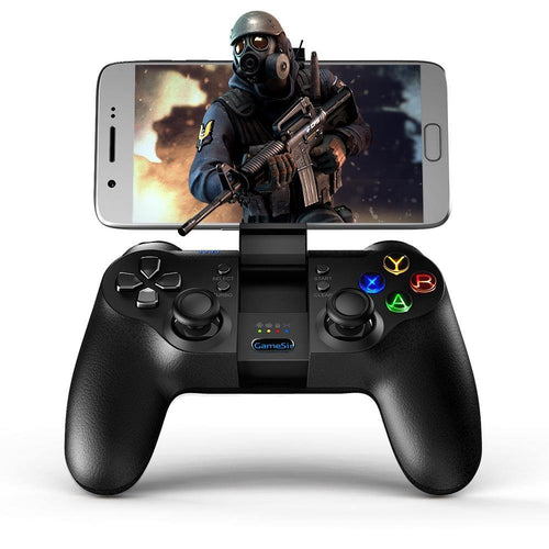 T1s Mobile Controller Bluetooth 4.0 2.4GHz Wireless USB wired Gaming Controller Gamepads Joystick Remote Game