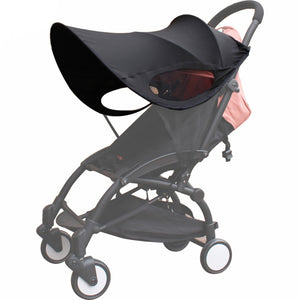 Baby Stroller Sun Visor Carriage Sun Shade Canopy Cover for Prams Stroller Accessories Car Seat Buggy Push - moonaro