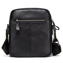 Load image into Gallery viewer, genuine leather men's bag for ipad male messenger bags casual man shoulder bag crossbody bags for men