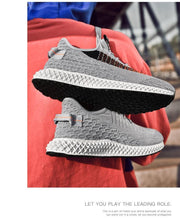 Load image into Gallery viewer, Men Sneakers Summer Breathable Super Light Casual Shoes Male Tenis Masculino Sneakers