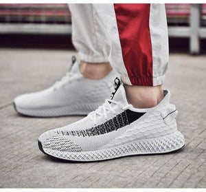 Men Sneakers Summer Breathable Super Light Casual Shoes Male Tenis Masculino Sneakers