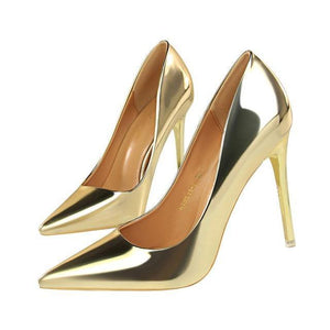 Fashion High Heel Woman Shoes Concise Office&Career Basic Women Pumps