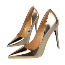 Load image into Gallery viewer, Fashion High Heel Woman Shoes Concise Office&Career Basic Women Pumps