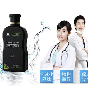 Hair Shampoo Set Anti-hair Loss Chinese Herbal Hair Growth Hair Treatment - moonaro