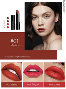 12 pcs/lot Matte Lipstick Liquid Lipstick & Lipgloss Waterproof Long-lasting Lip Gloss Liquid Lipstick Lips Makeup