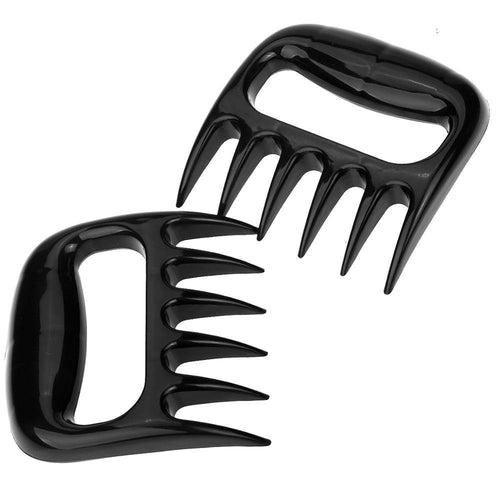 New Hot Cooking Tool BBQ Tool Bear Meat Claw Shredding Lift Tongs Pull Handler Handling