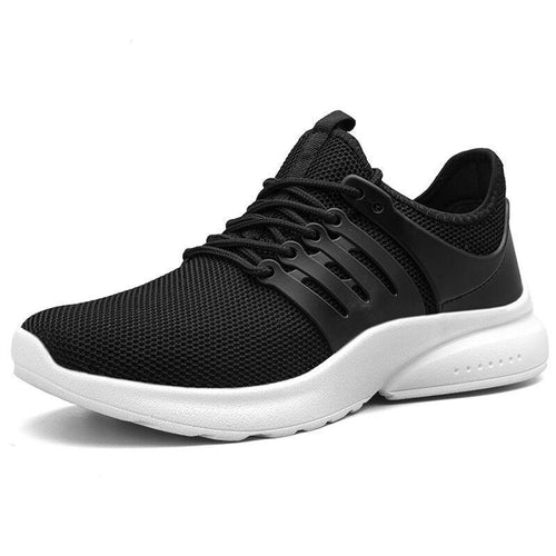 Casual Fashion Mesh Sneakers for Men Walking Light Sneakers Breathable Mesh Autumn
