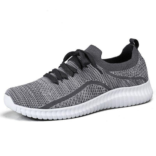 Classic Men's Casual Low-Cut Flyknit Sneakers Fashion Men Casual Shoes