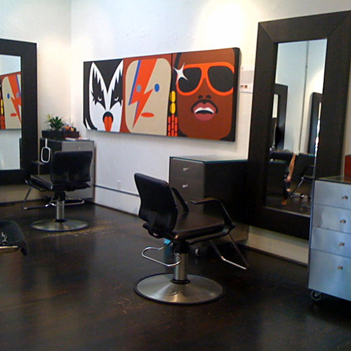 Fred Segal Salon - Santa Monica