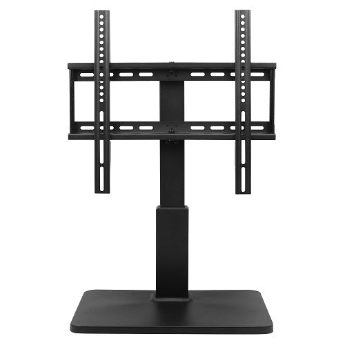 more photos 738ac dd192 DYNAVISTA Universal Swivel TV Stand with Mount - Adjustable Height Table  Top TV Stand for 32 to 55 inch LCD LED TV Flat Screens and Monitors, VESA  400 ...