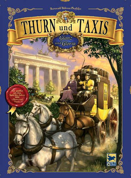 Thurn and taxis - Power and glory (utvidelse)