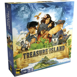 Treasure  Island (Matagot)