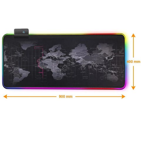 RGB Gaming Mouse Pad