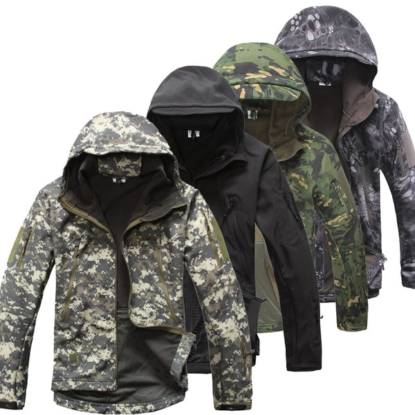 Military Tactical Men's Jacket