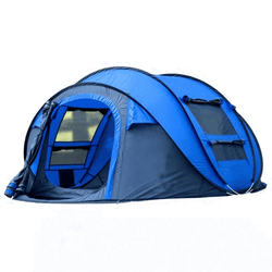 4-Person Easy Pop up Outdoor Tent