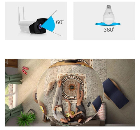 360 Home Security Camera