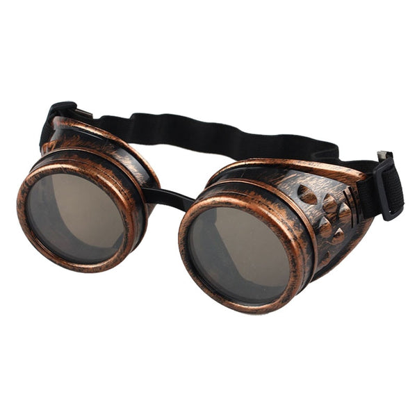 Gafas Steampunk Gothic eye Glasses Frame for Men