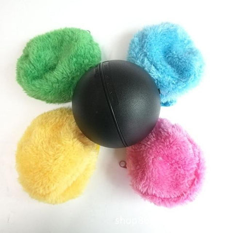 Robot Cleaner Microfiber Ball