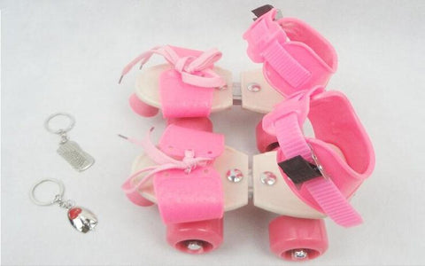 Adjustable Size Kid Roller Skates