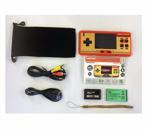 Handheld Game Player Family Pocket