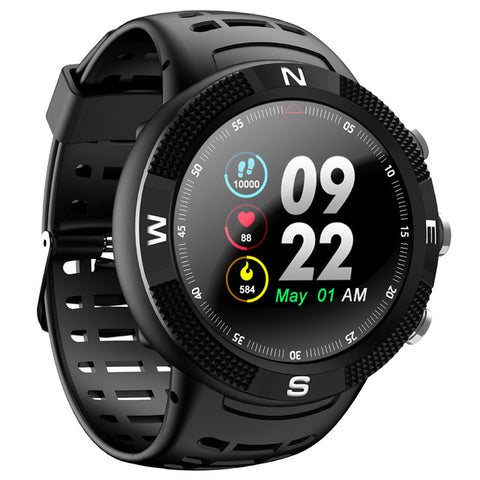 F18 Outdoor GPS Positioning Sports Smartwatch