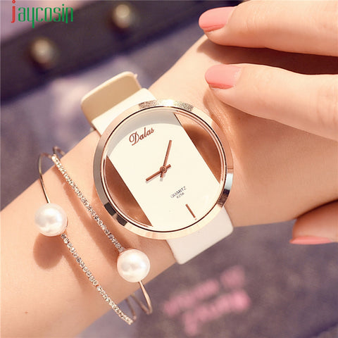 White Watch Women Brand Luxury