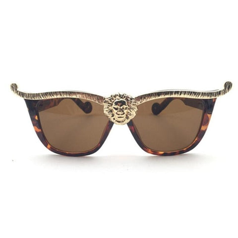 Oversized Cat Eye Sunglasses Women